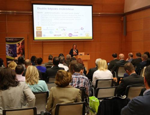 Duális Képzés Vállalati Szemmel – Konstruktív vitanap és workshop