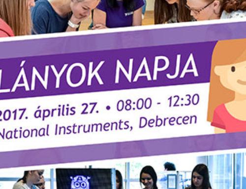 NI Hungary Kft. – Lányok Napja: Nyerj bepillantást egy multinacionális vállalat mindennapjaiba!