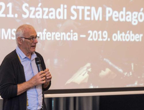 A 21. századi STEM Pedagógus – Konferencia a Jövő Mérnökeiért 2019